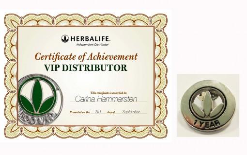 Herbalife VIP dirstributor